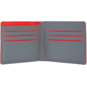 Pacsafe RFIDsafe TEC Bi-Fold Wallet Navy/Red